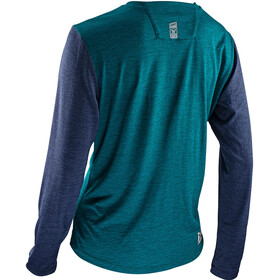 Leatt DBX 2.0 Jersey Long Sleeve Women, jade
